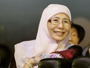Dr Wan Azizah Wan Ismail